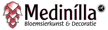 Medinilla Bloemsierkunst Logo